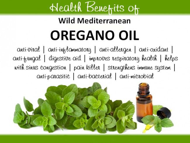 oil of oregano cures herpes