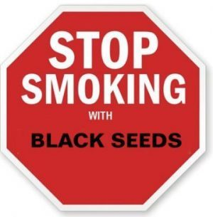 defeat nicotine with black seeds