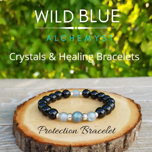 wild blue alchemyst